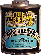 Healthy Haircare Products Old Timers Hoof Dress Quart