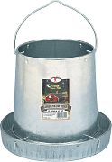Miller Mfg Galvanized Hanging Feeder 12Lb