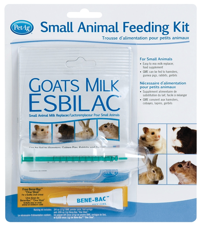 Pet Ag Goat Milk Small Animal Feed Kit Pet Ag 99484 Sheep Goat